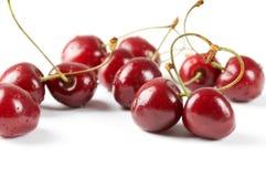 вишня ягоды Стоковые Фото