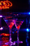 вишня martini Стоковые Изображения RF
