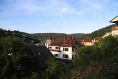 Вилла в лесе Стоковое Фото