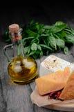 2 вида сыра Стоковое фото RF