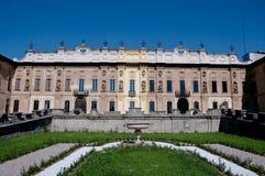Вилла Arconati, красивая вилла расположенная в castellazzo di bol Стоковые Изображения RF