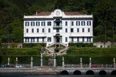 Вилла Carlotta, озеро Como, Италия Стоковые Изображения RF