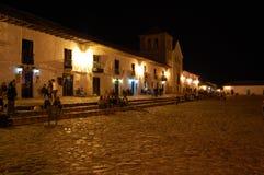 Вилла de Leyva, Колумбия Стоковое Изображение