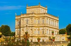 Вилла Doria Pamphili в Риме Стоковая Фотография RF