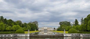 Вилла Palladio около Венеции Стоковое фото RF