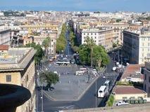 вилла tivoli города de este Италии стоковая фотография rf
