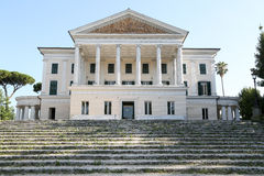Вилла Torlonia в Риме Стоковая Фотография