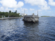Вилла Vizcaya, Майами Стоковая Фотография RF