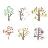 Вид графического дерева Стоковая Фотография RF