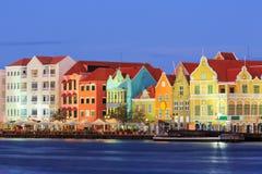 Виллемстад, Curacao стоковые фотографии rf