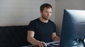 Видеоигры игры молодого человека акции видеоматериалы