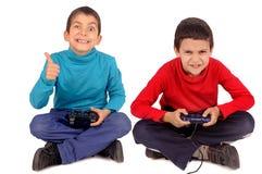 Видеоигры стоковые изображения rf