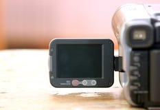 видео вектора иллюстрации камеры реалистическое Стоковые Фото
