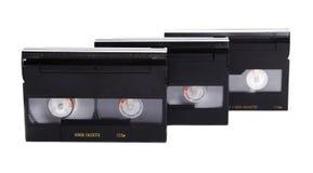 Видео- кассеты Стоковое Изображение
