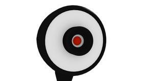 Видео- наблюдение стоковые изображения rf