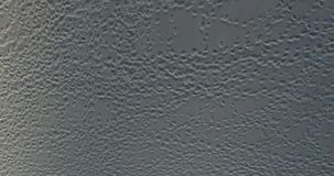 Видео самых больших песчанной дюны и океана Дюна du Pilat в Европе, Arcachon, Франции Следы ноги на песке, видео для backgr места видеоматериал