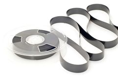 видео части кассеты Стоковые Изображения RF