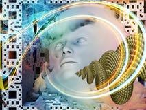 Видимый разум Стоковые Изображения RF
