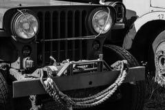 Автомобиль год сбора винограда Стоковая Фотография