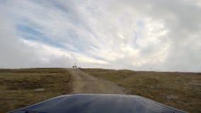 Виллис в горах идти-pro акции видеоматериалы