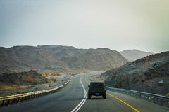 Виллис шоссе Стоковые Изображения
