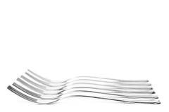 вилки стоковое изображение rf