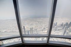 Вид на город Дубай городской красивый Стоковое Фото