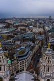 Вид на город Лондона Стоковая Фотография RF