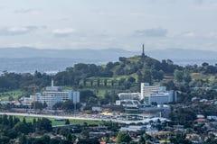 Вид на город Окленда Стоковые Фотографии RF