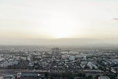 Вид на город Hat Yai Стоковые Фотографии RF