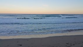Вид на море острова Стоковые Изображения RF