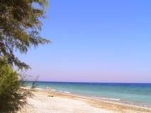 Вид на море Стоковые Фото
