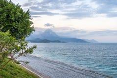 Вид на море Стоковое Фото