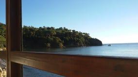 Вид на море Стоковые Изображения