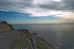 Вид на море Стоковое Изображение