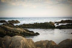 Вид на море Port Elizabeth Стоковая Фотография RF