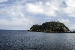 Вид на океан Стоковые Фотографии RF