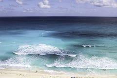 Вид на океан Arial Стоковые Фотографии RF