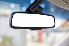 вид сзади зеркала Стоковые Изображения RF