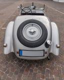 Вид сзади старого автомобиля Стоковая Фотография