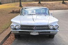 Вид спереди гриля Buick Lesabre Стоковое Изображение