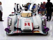 Вид спереди e-Tron R18 Audi Стоковое Изображение