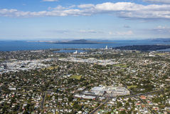 Город Окленда Стоковые Фотографии RF