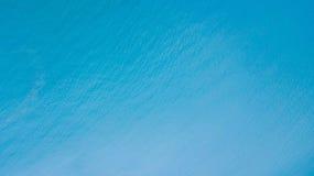 Вид с воздуха моря Стоковое Изображение RF
