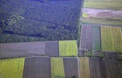 Вид с воздуха Стоковые Изображения
