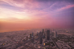 вид с воздуха Стоковые Изображения RF