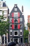 Виды на город Амстердама Стоковое Изображение RF