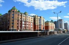 Виды на город Казани Стоковые Изображения