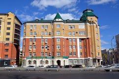 Виды на город Казани Стоковые Фотографии RF