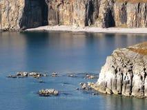 Виды на море Стоковое Изображение